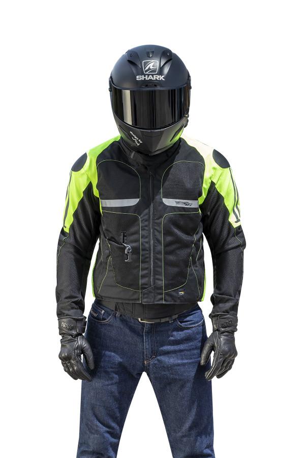 vented giacca da moto estiva