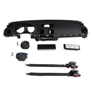 Kit Airbag Audi A3 2012--0