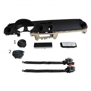 Kit Airbag Audi A3 2012--6834