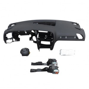 Kit Airbag Audi A4 B8 2008-2014-6842