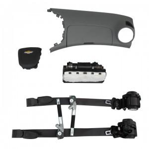 Kit Airbag Chevrolet Aveo 2011--0