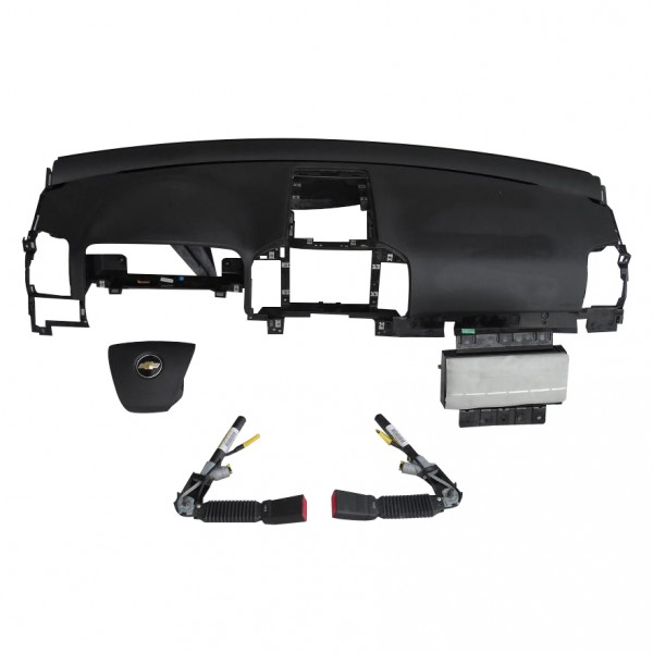 Kit Airbag Chevrolet Captiva 2012--0