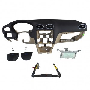 Kit Airbag Ford Focus 2004-2011-0
