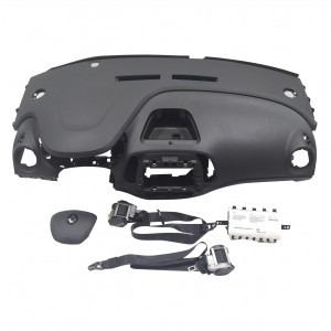 Kit Airbag Renault Captur 2013--0