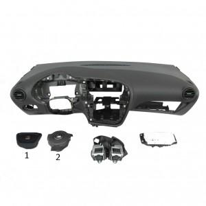 Kit Airbag Seat Leon 2006-2012-0