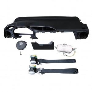 Kit Airbag Toyota Yaris 2015--0