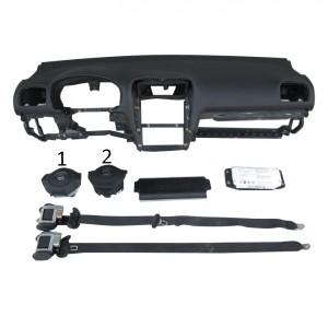 Kit Airbag VW Golf VI 2008-2014-0