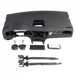 Kit Airbag VW Golf Sportsvan 2014--0