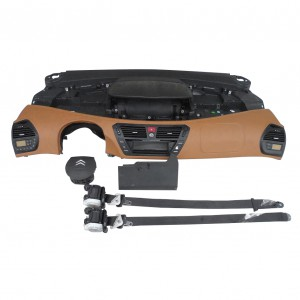 Kit Airbag Citroen C4 Picasso 2007-2012-0
