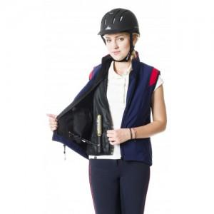 Airshell Gilet: Gilet da allenamento o da concorso equestre -7154