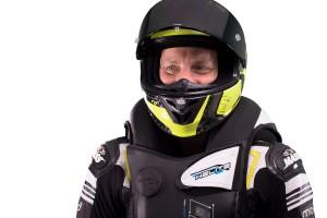 NUOVO e-GP Air elettronico: Airbag per piloti, disegnato da piloti -7214