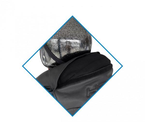 Custom: Gilet Airbag per motociclista in pelle-7080