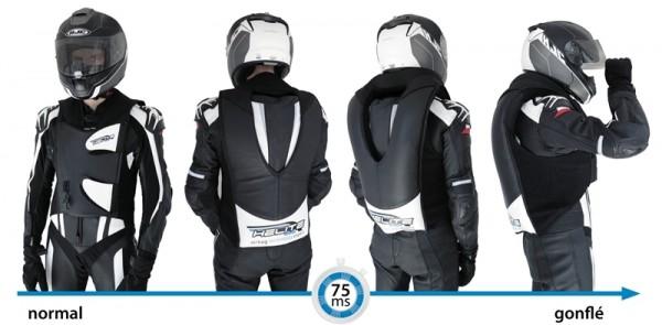 GP Air: Airbag per piloti, disegnato da piloti -0