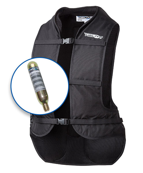 cartucce gas airbag
