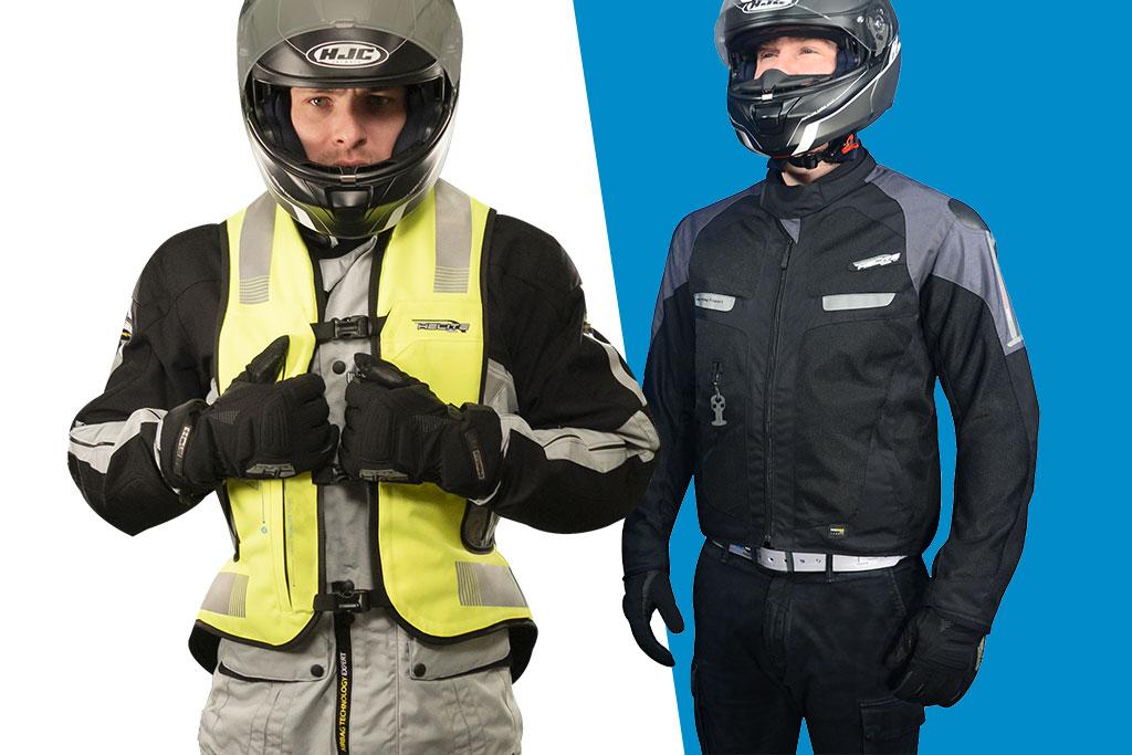 airbag moto quale scegliere